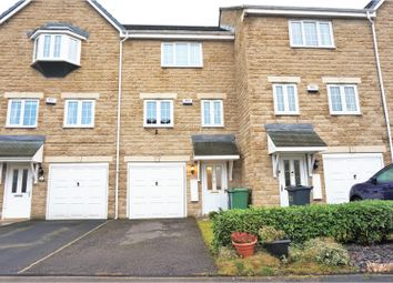 Thumbnail 3 bed terraced house for sale in Wood View, Huddersfield