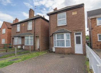 Thumbnail 3 bed detached house for sale in Willow Road, Aylesbury