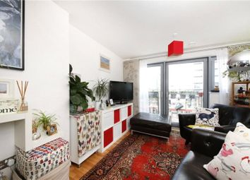 Thumbnail 1 bed flat for sale in Explorers Court, 5 Newport Avenue, London