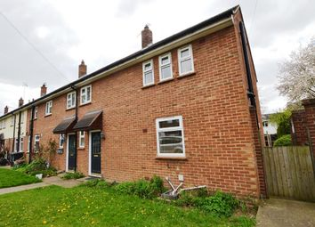 Thumbnail 3 bed end terrace house for sale in Barton Road, Badersfield, Norwich