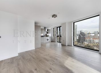 1 bed flat for sale in Roosevelt Tower, Williamsburg Plaza, Canary Wharf E14