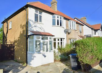 3 bed semi-detached house to rent in Belmont Avenue, New Malden KT3