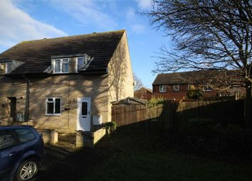 Thumbnail 3 bed semi-detached house to rent in Tintagel Close, Toothill, Swindon