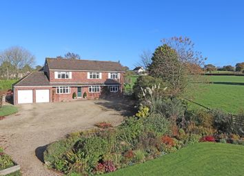 Thumbnail 4 bed detached house for sale in Wressing, Kentisbeare