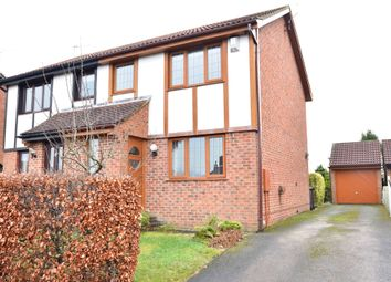Thumbnail 3 bed semi-detached house to rent in Arthurs Avenue, Harrogate