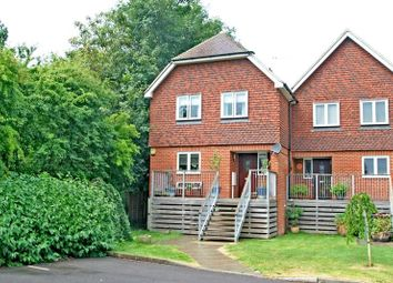 Thumbnail 4 bed semi-detached house to rent in The Broadway, Lamberhurst, Tunbridge Wells