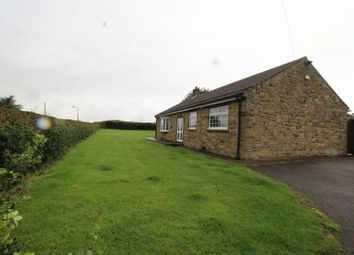 Thumbnail 3 bed bungalow to rent in Chapel Hill, Clayton, Doncaster