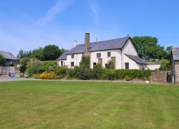 Thumbnail 4 bed farmhouse for sale in Dulverton