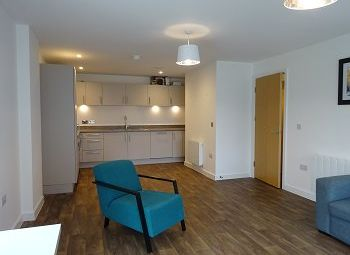 Thumbnail 2 bed flat to rent in Roosevelt, Park Central, Birmingham