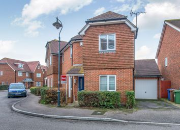 Thumbnail 3 bedroom semi-detached house for sale in Cormorant Road, Iwade, Sittingbourne