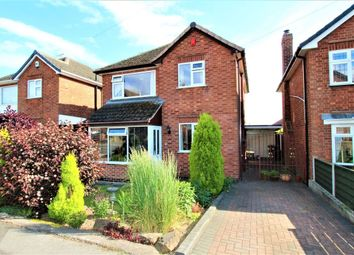 Thumbnail 3 bed detached house for sale in Hill Rise, Trowell, Nottingham