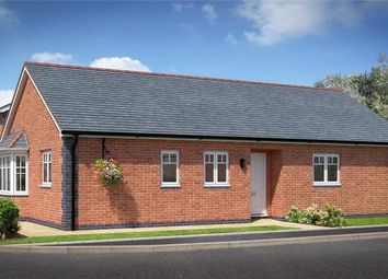 Thumbnail 3 bed bungalow for sale in Plot 18, Badgers Fields, Arddleen, Llanymynech, Powys