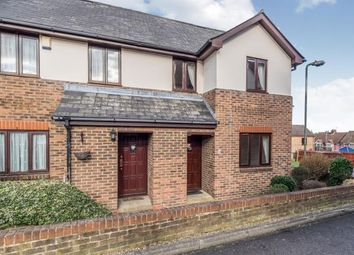 Thumbnail 2 bed end terrace house for sale in Semple Gardens, Chatham, Kent