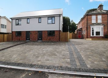Thumbnail 4 bed semi-detached house for sale in Beacon Bottom, Park Gate, Southampton