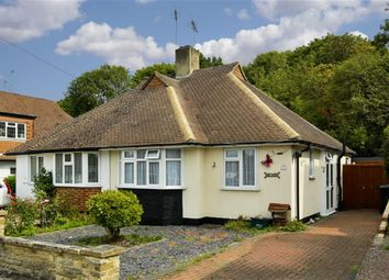 Thumbnail 2 bed semi-detached bungalow for sale in Beaufort Way, Epsom, Surrey