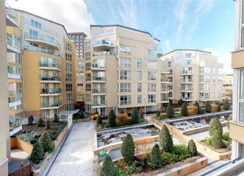 Thumbnail 2 bed flat to rent in Dovecote House, Water Gardens Square, London