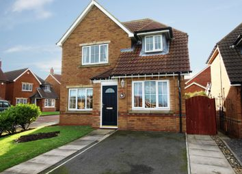 Thumbnail 3 bed detached house for sale in Rillstone Way, Redcar, Cleveland