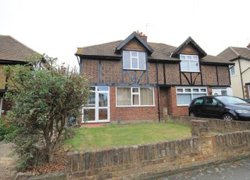 Thumbnail 3 bed semi-detached house to rent in Bennetts Avenue, Greenford