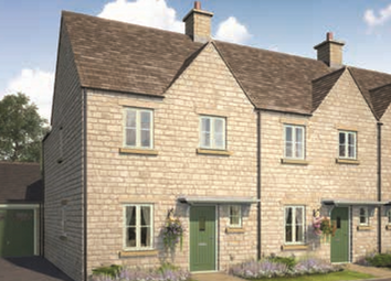 Thumbnail 3 bed terraced house for sale in The Holly A, Amberley Park, London Road, Tetbury, Gloucestershire