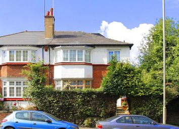 Thumbnail 2 bed flat to rent in North End Road, Golders Green
