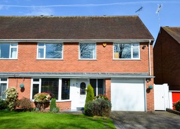 Thumbnail 4 bed semi-detached house for sale in Dowles Close, Selly Oak, Bournville Village Trust