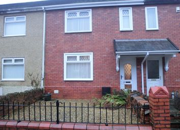 Thumbnail 3 bedroom terraced house for sale in Kelvin Road, Clydach, Swansea. 5Jr