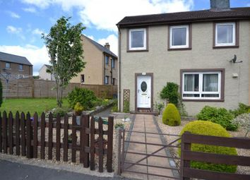 Thumbnail 3 bedroom semi-detached house for sale in 88, Eildon Road Hawick