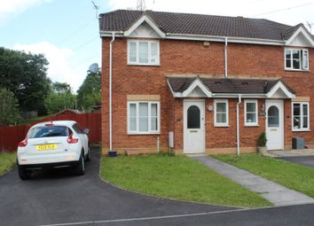 Thumbnail 3 bedroom semi-detached house for sale in 37 Coed Mieri, Pontyclun, Rhondda Cynon Taff