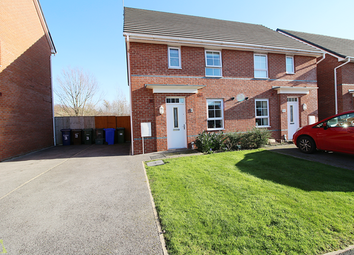 Thumbnail 3 bed semi-detached house for sale in Horseshoe Drive, Chorley