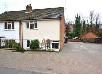 Thumbnail 3 bed semi-detached house for sale in Sunnyside, Stansted