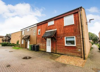 Thumbnail 3 bedroom semi-detached house for sale in Winyates, Orton Goldhay, Peterborough