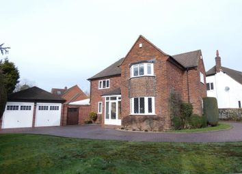 Thumbnail 4 bedroom detached house for sale in Park View Road, Sutton Coldfield