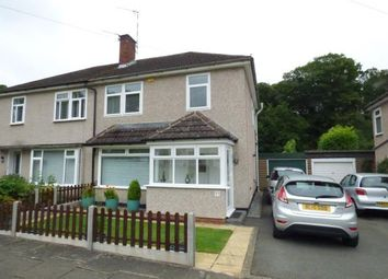 Thumbnail 3 bed semi-detached house for sale in Marina Close, Coventry, West Midlands