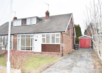 Thumbnail 3 bedroom semi-detached bungalow to rent in Daleside Grove, Pudsey