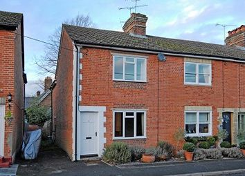 Thumbnail 2 bed end terrace house to rent in Connaught Road, Bagshot