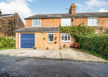 4 bed semi-detached house for sale in Greenfield Road, Burwash, Etchingham, East Sussex TN19