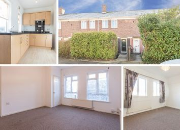 Thumbnail 2 bed terraced house for sale in Hampden Road, Newport