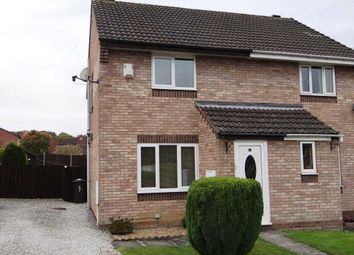 Thumbnail 2 bed semi-detached house to rent in Easedale Close, Chesterfield