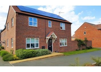 Thumbnail 4 bed detached house for sale in Waterfield Avenue, Mansfield