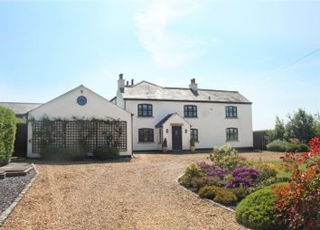 Thumbnail 4 bed detached house for sale in Narrow Lane, Halsall, Ormskirk