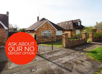 Thumbnail 3 bed bungalow to rent in Crouchfield, Hemel Hempstead