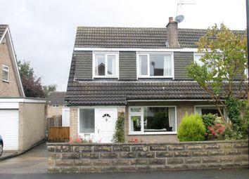 Thumbnail 3 bed semi-detached house for sale in Osborne Road, Harrogate