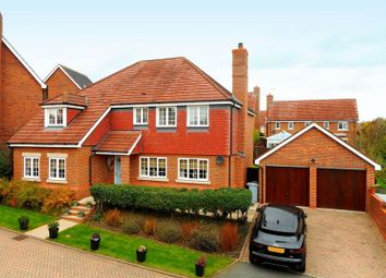 Thumbnail 5 bed detached house for sale in St. Augustines Drive, Wychwood Village, Weston