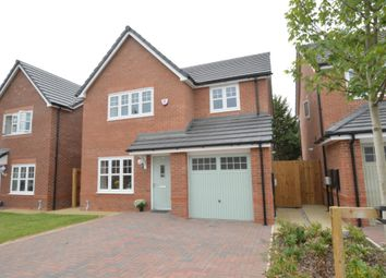 Thumbnail 3 bed detached house for sale in Churchill Lane, Oakley Park, Ellesmere Port
