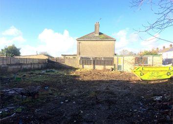 Thumbnail Land for sale in Jubilee Road, Bridgend, Bridgend, Mid Glamorgan