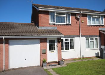 2 bed semi-detached house for sale in Birchwood Gardens, Cardiff CF14