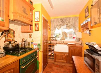 Thumbnail 1 bed flat for sale in Churchill Avenue, Chatham, Kent