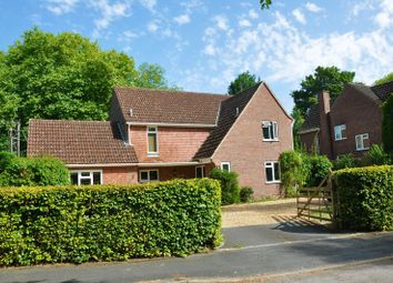 Thumbnail 4 bed detached house to rent in Kings Mead, Anna Valley, Andover