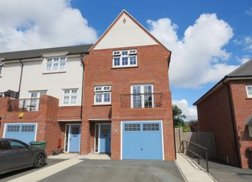 Thumbnail 4 bed town house for sale in Corporal Way, Saighton, Chester