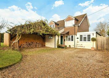 Thumbnail 4 bed detached house for sale in Dummer, Basingstoke, Hampshire
